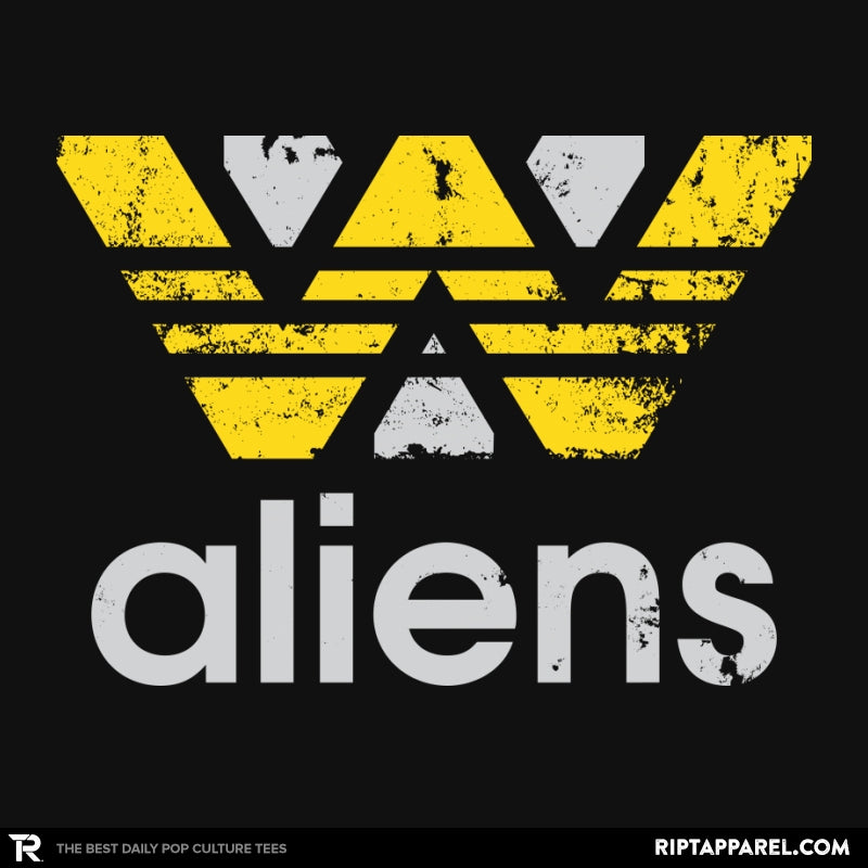 Aliens Sportswear - Collection Image - RIPT Apparel