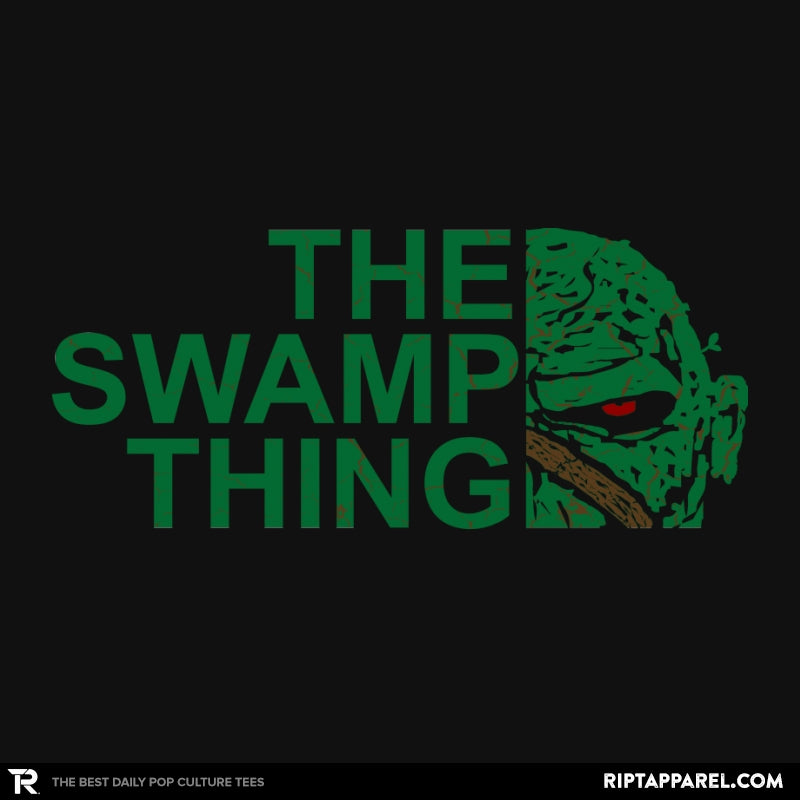 The Swamp Face - RIPT Apparel