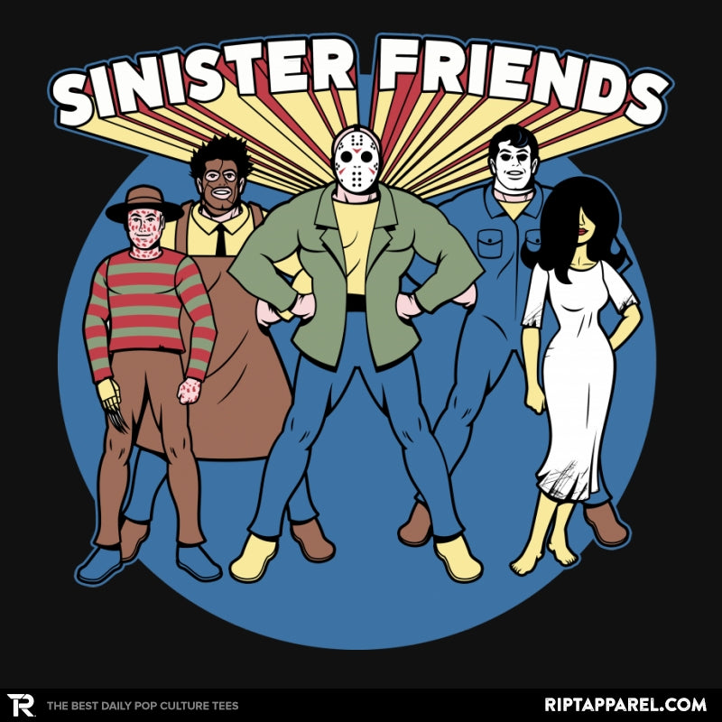 Snisiter Friends - Collection Image - RIPT Apparel