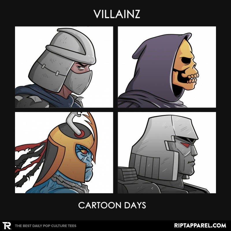 VILLAINZ - Collection Image - RIPT Apparel
