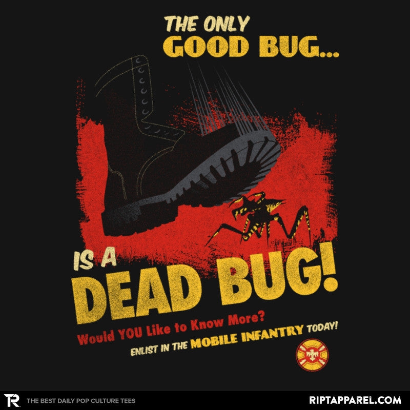 The Only Good Bug Reprint - Collection Image - RIPT Apparel