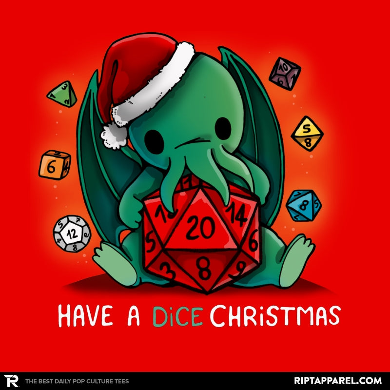 Have a Dice Christmas - Collection Image - RIPT Apparel