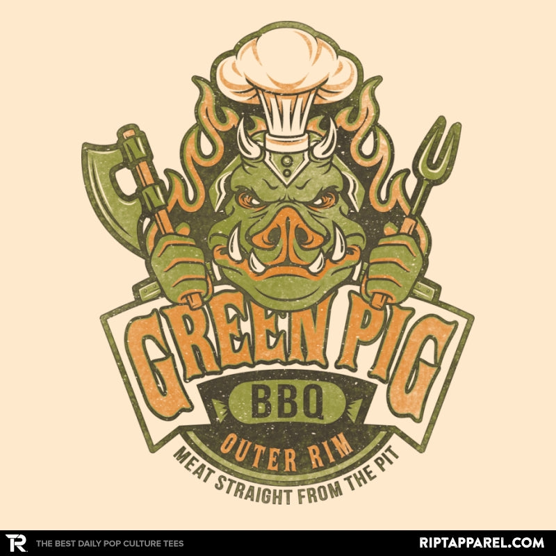 Green Pig BBQ - Collection Image - RIPT Apparel