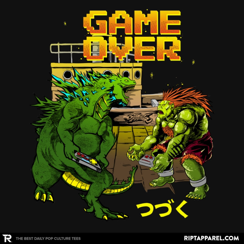 Game Over - RIPT Apparel