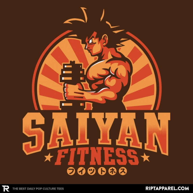 Z Fitness - Kamehameha Tees - Collection Image - RIPT Apparel