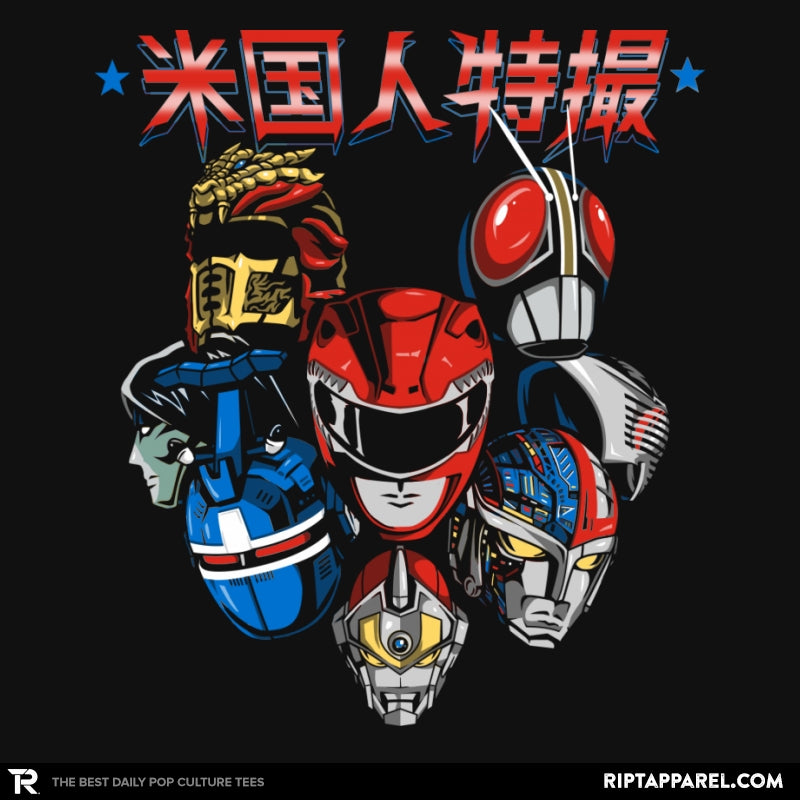 American Toku - Anytime - Collection Image - RIPT Apparel