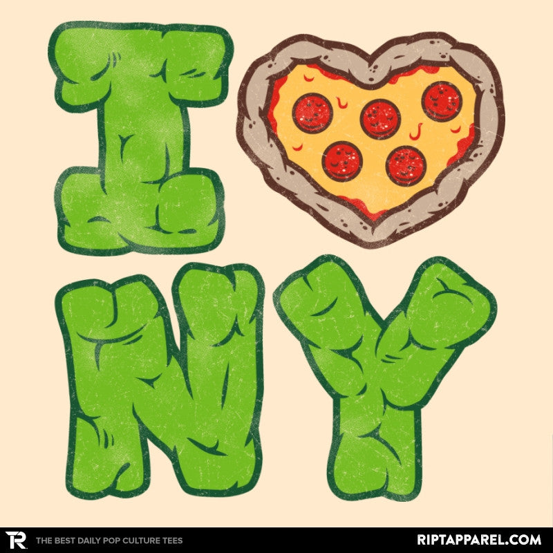 I PIZZA NY - Collection Image - RIPT Apparel