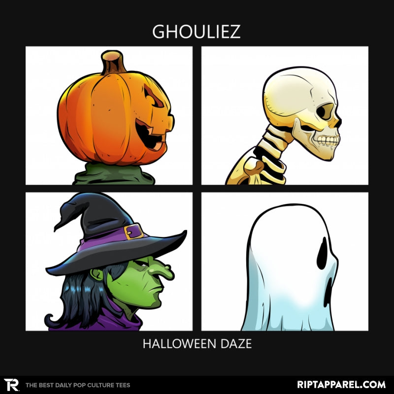 Ghouliez: Halloween Daze - RIPT Apparel