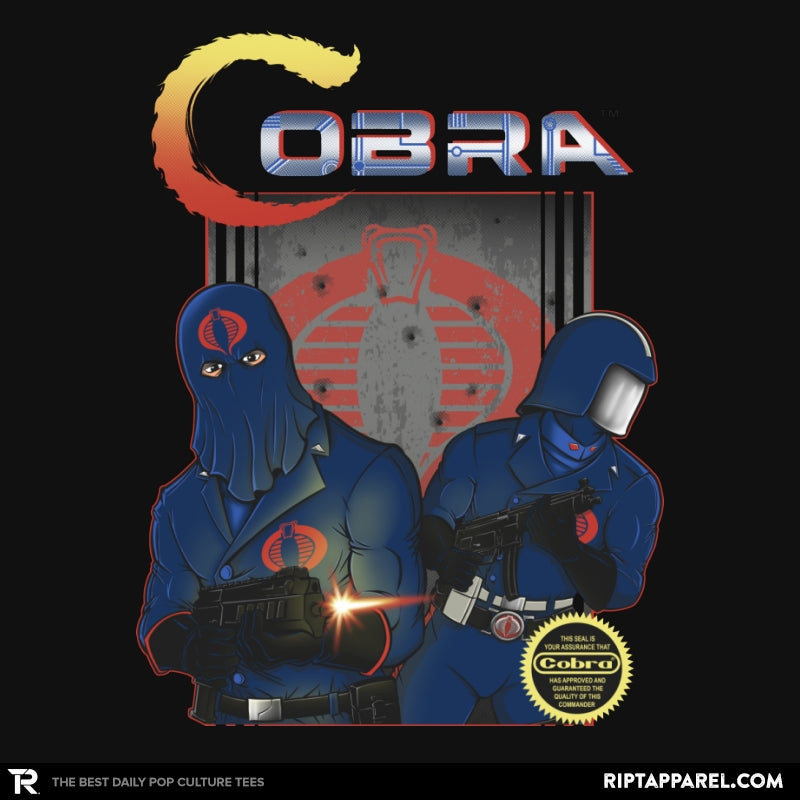 COBRA - Collection Image - RIPT Apparel