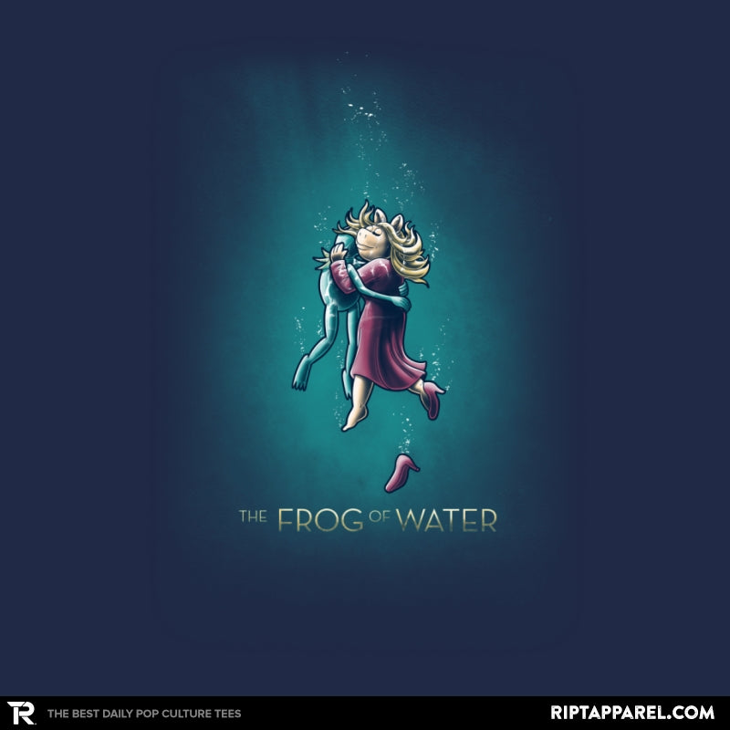 The Frog of Water - Collection Image - RIPT Apparel