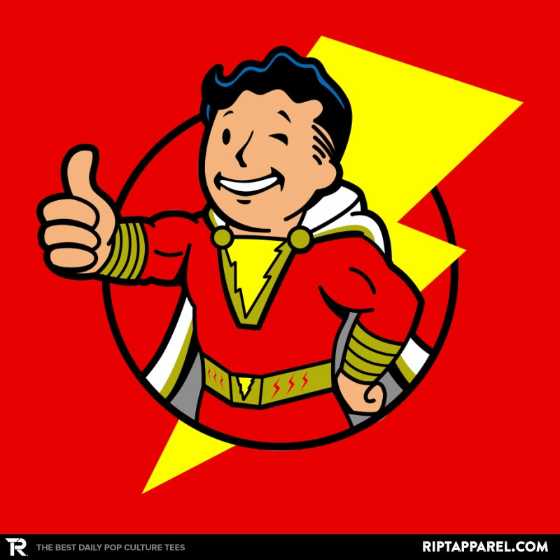 Vault Shazam - Collection Image - RIPT Apparel