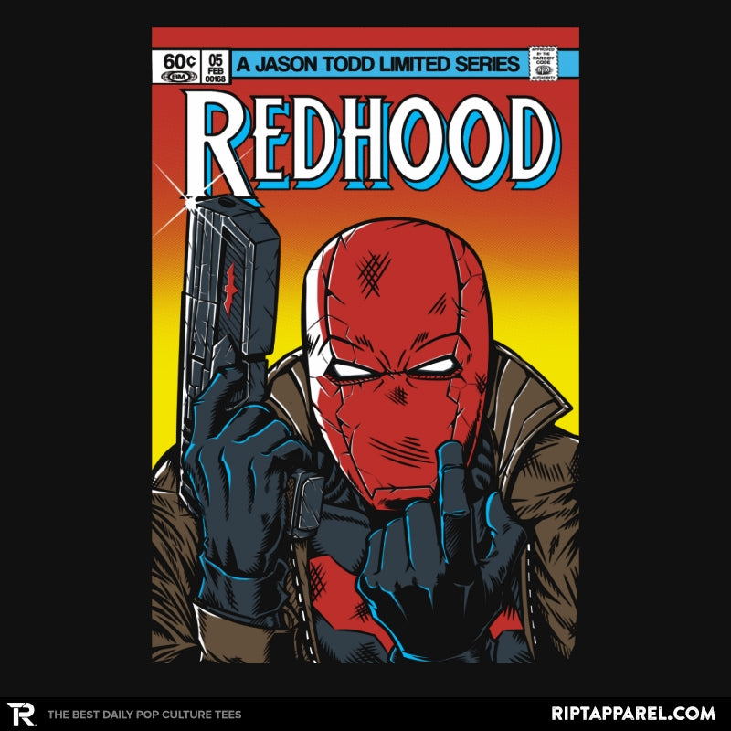 Red Hood - RIPT Apparel