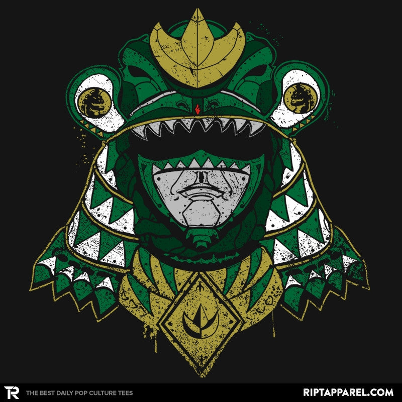 Green Shogun Ranger - Collection Image - RIPT Apparel