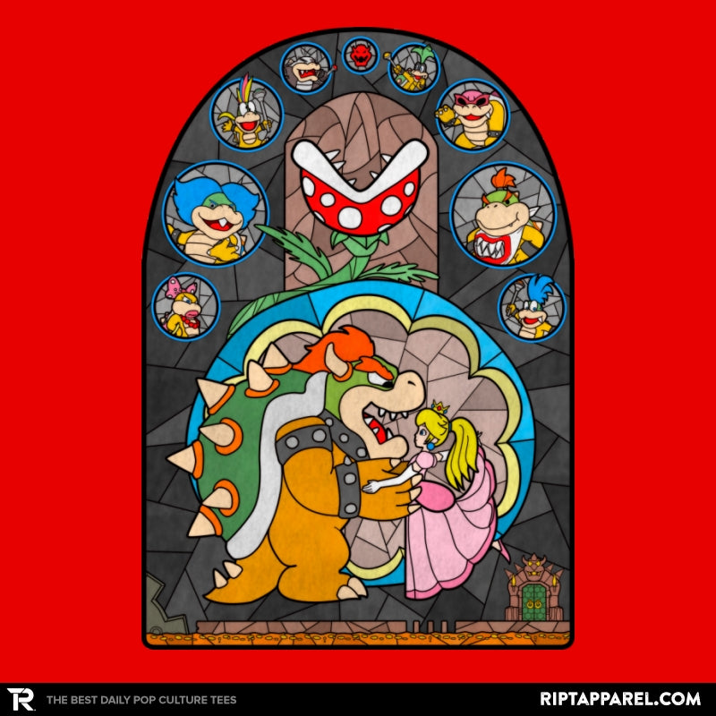 Beauty and the Bowser - Collection Image - RIPT Apparel