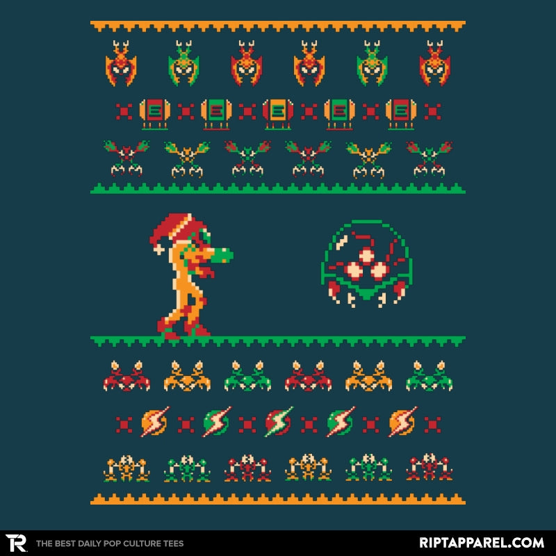 We Wish You A Metroid Christmas - Ugly Holiday - Collection Image - RIPT Apparel