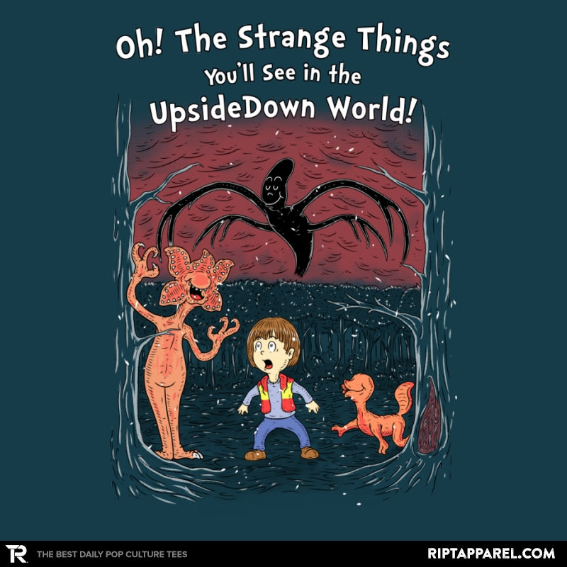 Oh! The Strange Things You'll See! - Collection Image - RIPT Apparel
