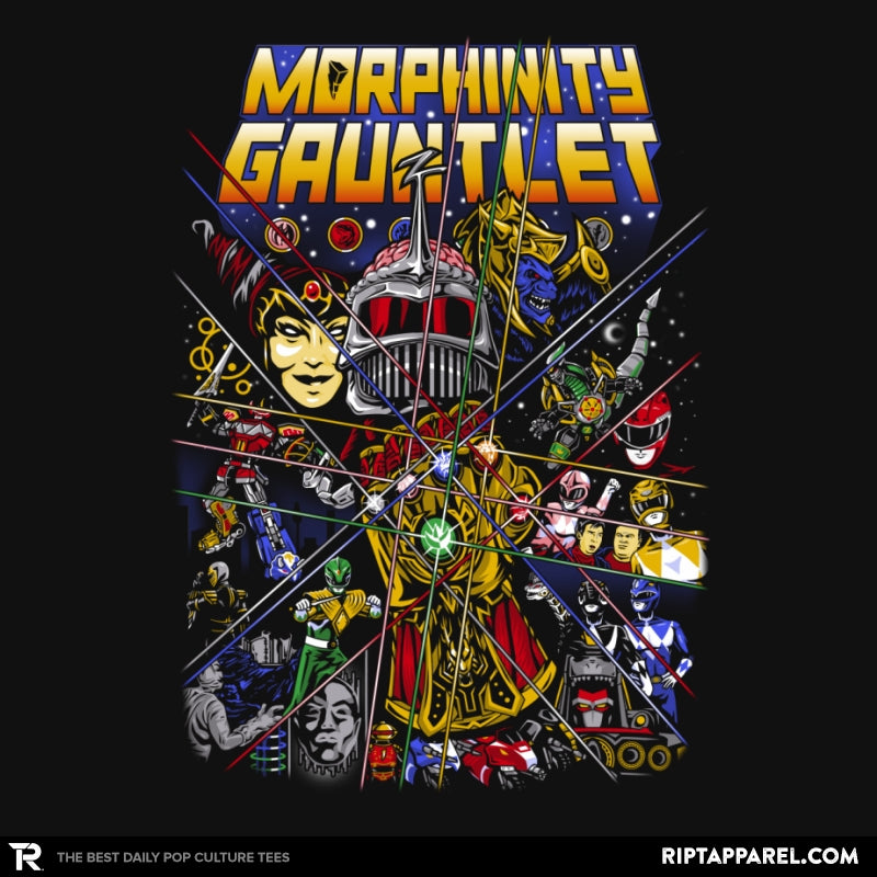 Morphinity Gauntlet - Collection Image - RIPT Apparel