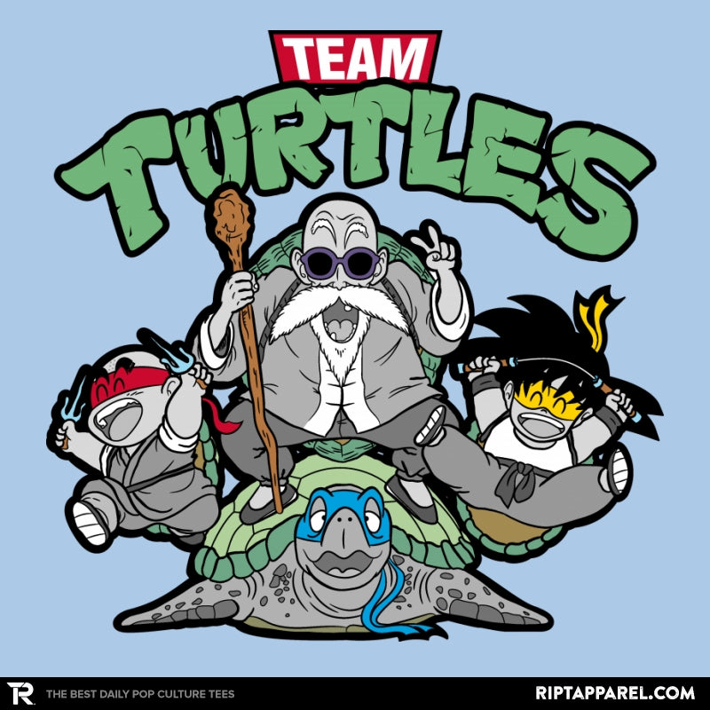 Team Turtles - Collection Image - RIPT Apparel
