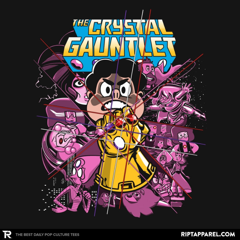 The Crystal Gauntlet - Collection Image - RIPT Apparel
