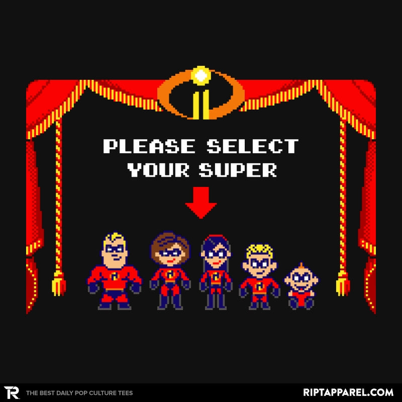 Super Incredible Family II - Collection Image - RIPT Apparel