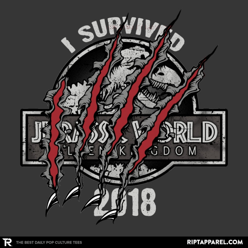 I Survived - Collection Image - RIPT Apparel