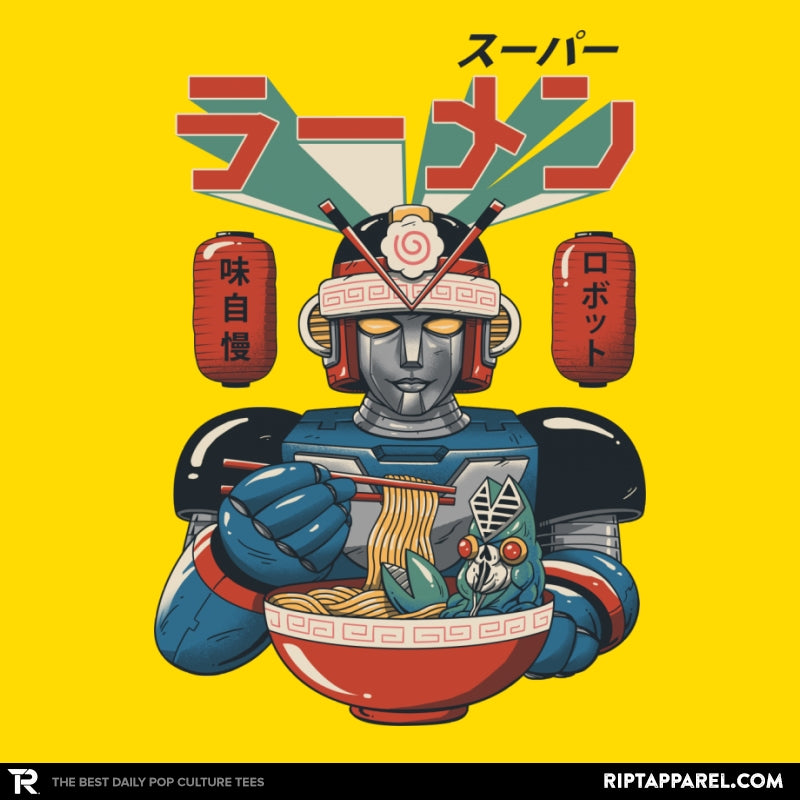 Super Ramen Bot - RIPT Apparel