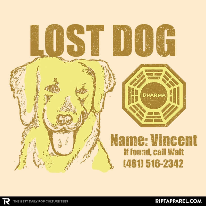 Lost Dog Exclusive - RIPT Apparel
