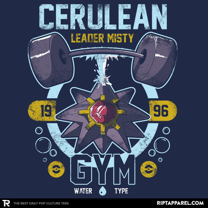 Cerulean Gym - New Year's Evolutions - Collection Image - RIPT Apparel