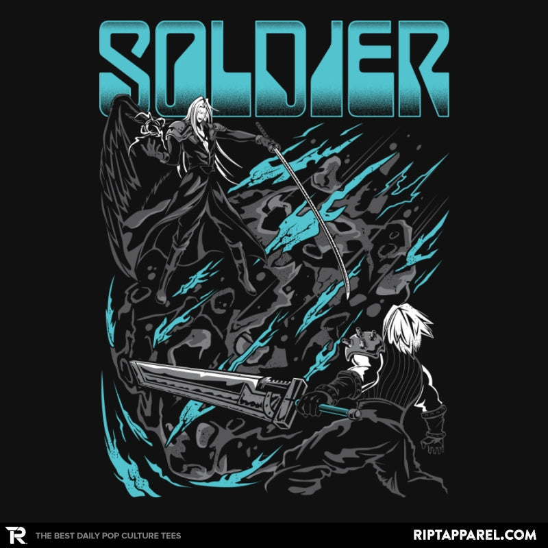 Final Soldier - Collection Image - RIPT Apparel