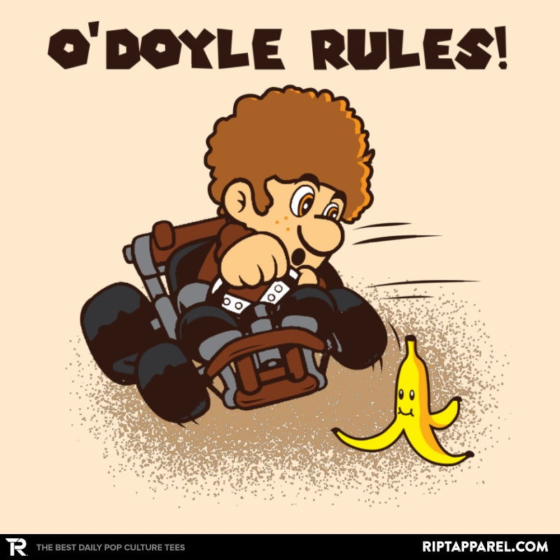O'Doyle Rules! - RIPT Apparel