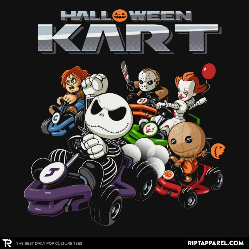 Halloween Kart - Collection Image - RIPT Apparel