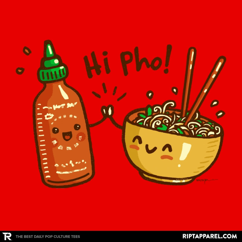 Hi Pho - Collection Image - RIPT Apparel