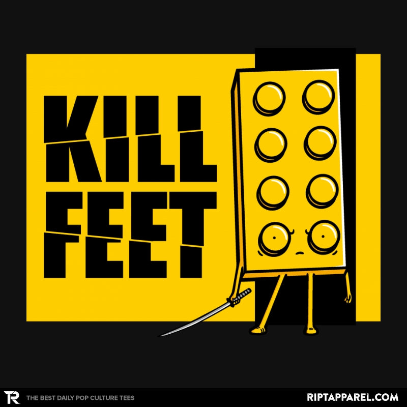 Kill Feet - Collection Image - RIPT Apparel