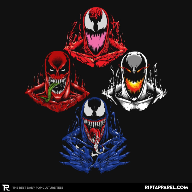 Symbiotes Rhapsody - Collection Image - RIPT Apparel
