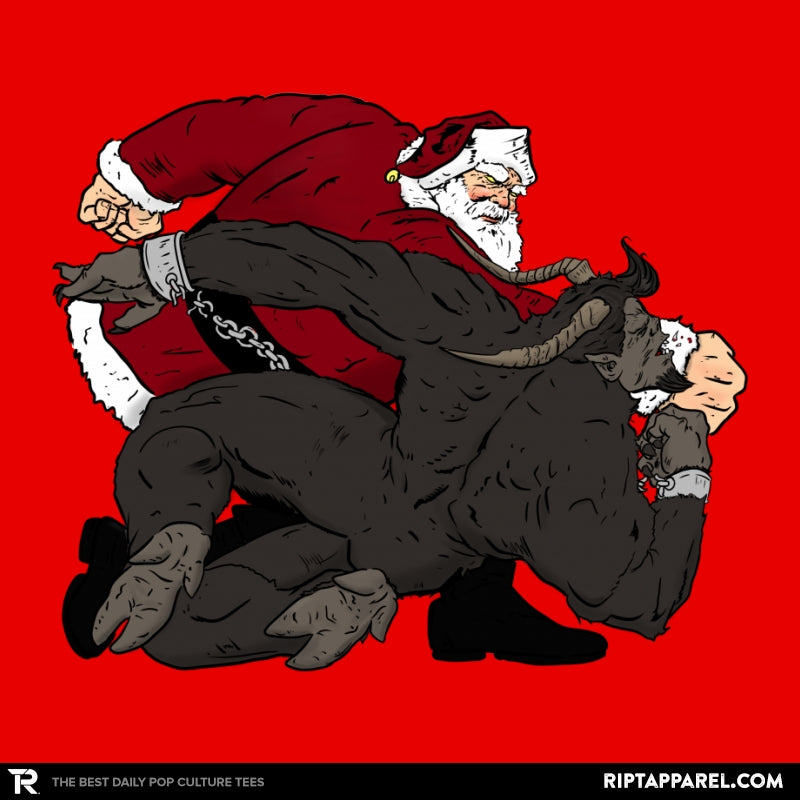 Santa vs Krampus - Collection Image - RIPT Apparel