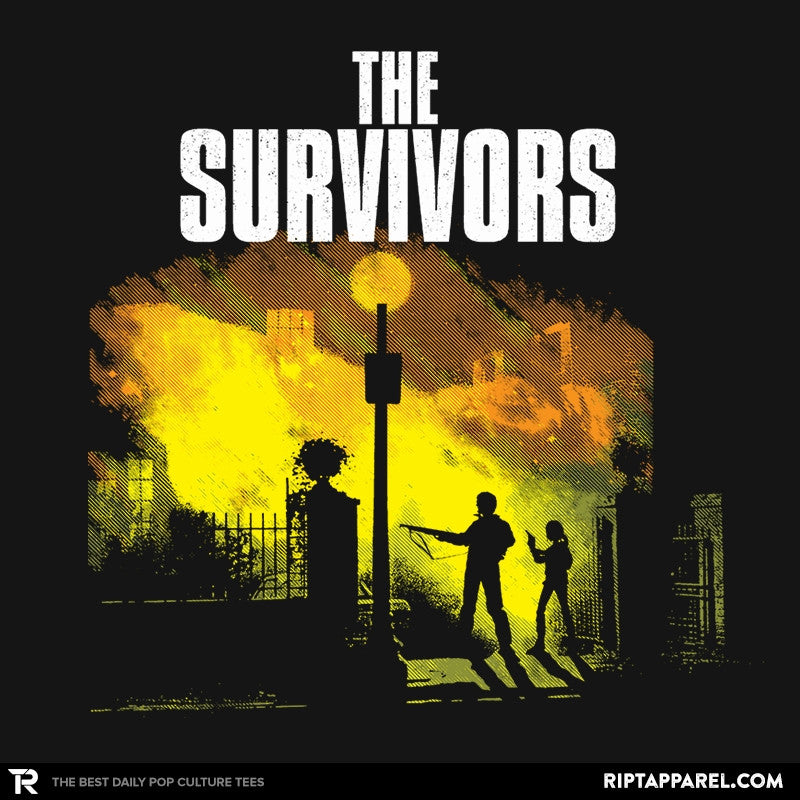 The Survivors Exclusive - Dead Pixels - RIPT Apparel