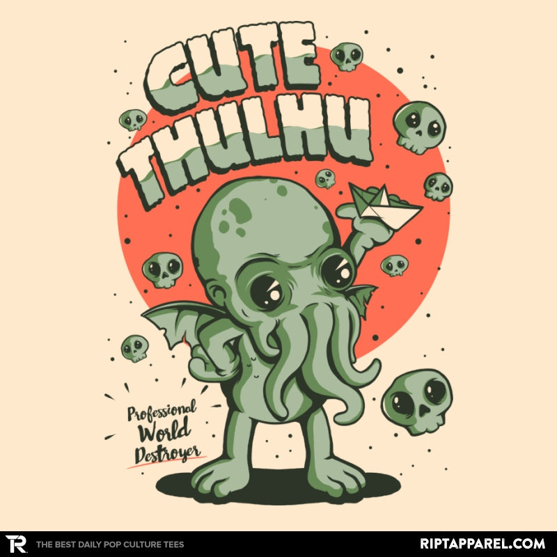 Cutethulhu! - Collection Image - RIPT Apparel