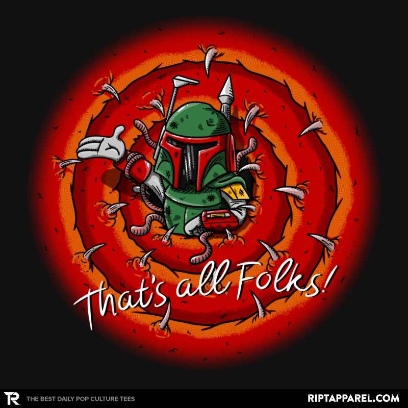That's All, Bounty Hunters - RIPT Apparel