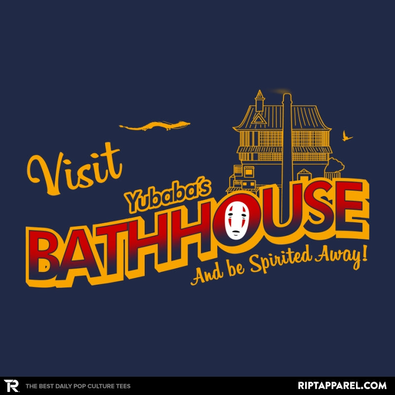 Visit the Bathhouse - RIPT Apparel