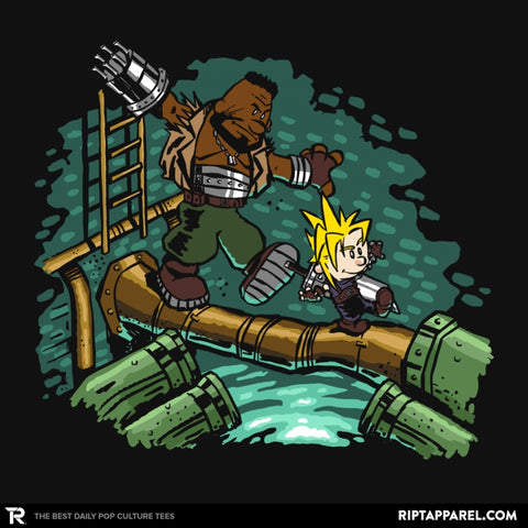 Barret & Cloud