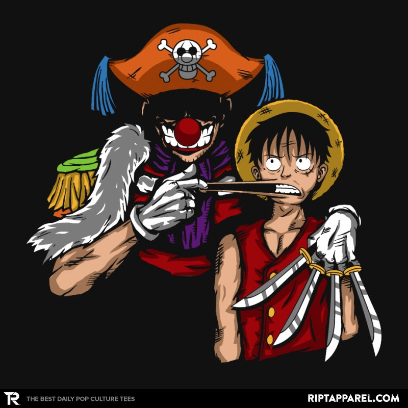 The Pirate Clown - Collection Image - RIPT Apparel