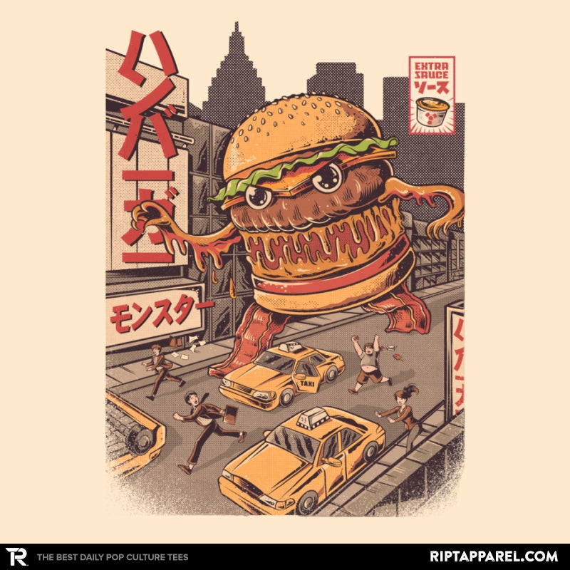 BurgerZilla - Collection Image - RIPT Apparel