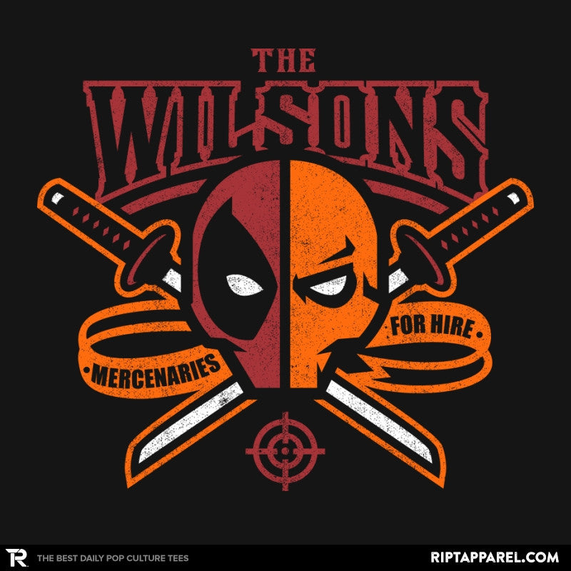 The Wilsons Reprint - Collection Image - RIPT Apparel