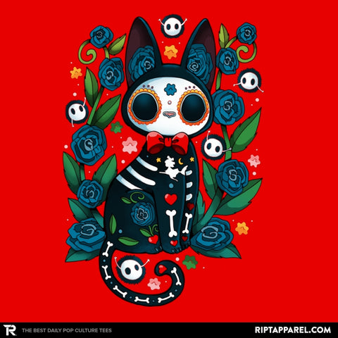 Calavera Witched Cat