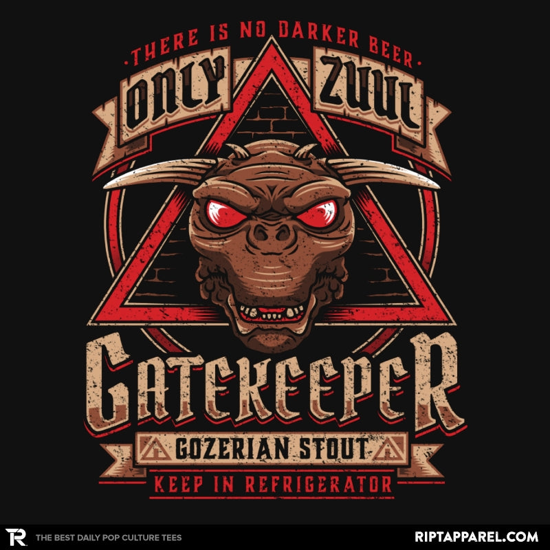 Gatekeeper Gozerian Stout - Collection Image - RIPT Apparel