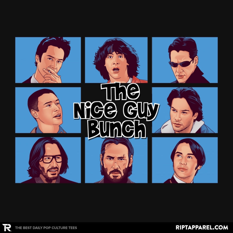 The Nice Guy Bunch - RIPT Apparel