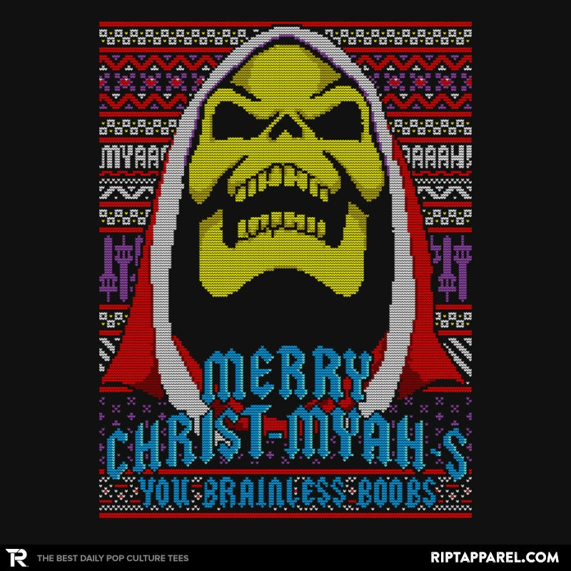 Merry Christ-Myah-s! - Ugly Holiday - Collection Image - RIPT Apparel