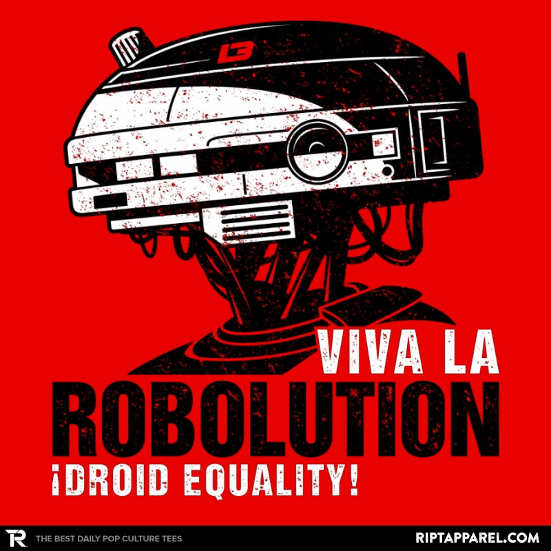 Viva la Robolution - Collection Image - RIPT Apparel