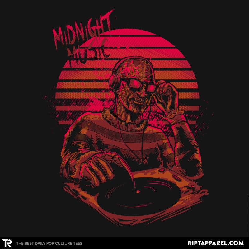 Midnight Music - RIPT Apparel
