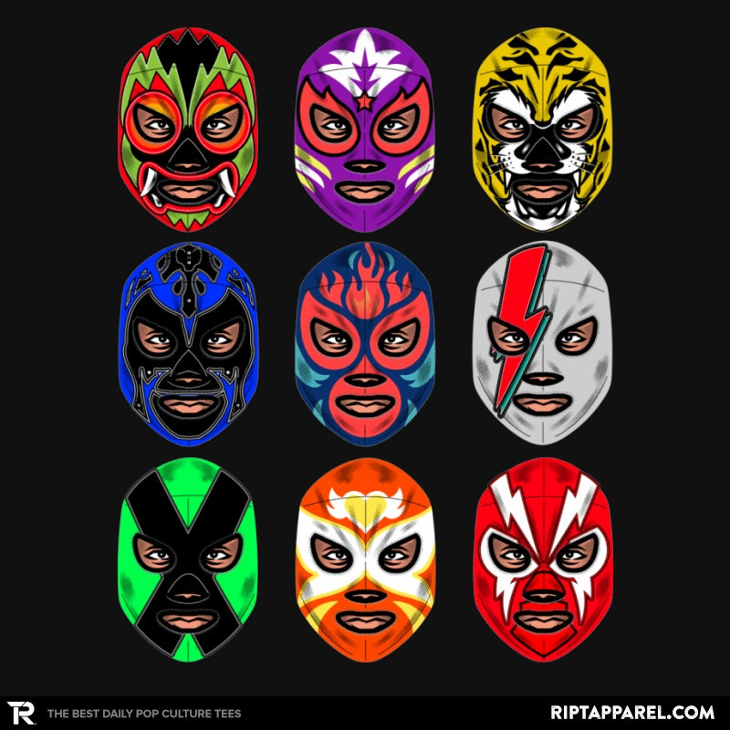 Lucha Libre - Collection Image - RIPT Apparel